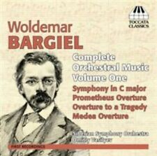 Woldemar Bargiel: Orchestral Music, Vol. 1, New Music