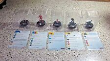 Marvel and DC Hero Clix Mixed Lot #3