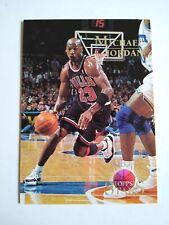 1996 NBA Topps Stars Michael Jordan #124 Chicago Bulls - SHARP