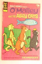 Walt Disney's O'Malley & the Alley Cats #3 1971 Fair -To the Aquarium Aristocats