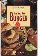 Anne Wilson - Die Welt der Burger