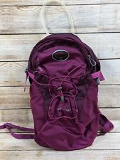 Osprey Womens Skimmer 16 Backpack Hydration Day Pack in Plume Purple
