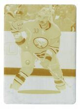 2011-12 Upper Deck Young Guns Printing Press Plate Yellow #458 T.J. Brennan 1/1