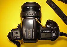 Minolta Spiegelreflexkamera Dynax 300si und Objektiv AF ZOOM 35-70mm