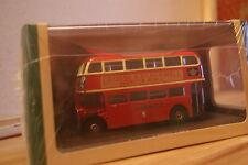 BUS CAR AUTOCAR LEYLAND RTW 1951 CROSSE AND BLACKWELL LONDON TRANSPORT
