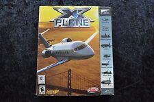 X Plane Big Box PC Game