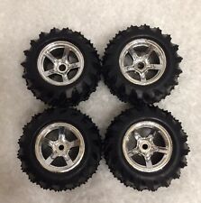 New Bright wheels and tires from Dodge Ram pickup