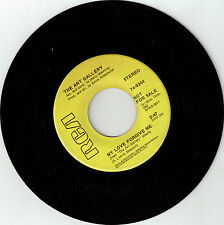 ART GALLERY, THE  (My Love Forgive Me  //  Hard Road Back)  RCA 74-0244 = PROMO
