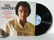 NEIL DIAMOND SWEET CAROLINE 1973 vinyl LP MCA 201799 France/ German MINT!