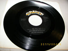 Jefferson Starship Rose Goes To Yale / No Way Out 45 NM 1984 FB-13811
