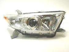 Toyota HIGHLANDER RIGHT Headlight 07.2010 - RH OE