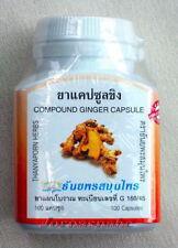 New Ginger Capsule Herbal Supplement,Antiflatulent