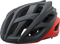 Merida Helm Fahrradhelm Road Race Größe 54-58cm schwarz/rot UvP: € 79,95