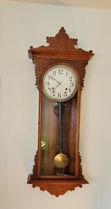 Welch Sembrich 8-Day Wall Clock
