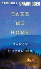 A Whisper Horse Novel: Take Me Home 1 by Nancy Herkness (2012, MP3 CD, Unabridg
