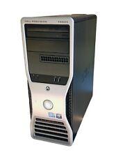 Dell Precision T5500 Xeon X5647 2.93Ghz 12 Go 500 Go ATI WINDOWS 7 Ordinateur PC