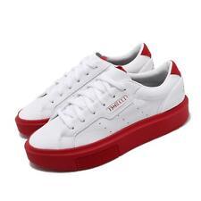 adidas Originals Sleek Super W Fiorucci White Red Bold Women Casual Shoes EE4719