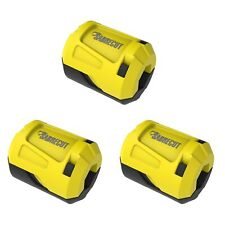 3 SabreCut Strong Magnetic Screwdriver Impact Bits Holders For Dewalt Milwaukee