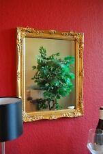 Moderne gro e gr er als 60 cm deko spiegel aus holz ebay for Spiegel 140x80