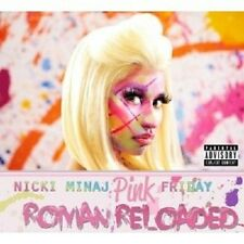 NICKI MINAJ - PINK FRIDAY...ROMAN RELOADED  CD++++++++++++ NEU
