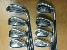 Used YAMAHA Golf INPRES X Z CAVITY 5-PW,AW,SW Iron set TMX-513i GR Stiff Regular