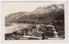 TRAIL: British Columbia Canada postcard (C30848)