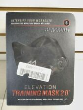 Elevation Training Mask 2.0 High Altitude Mma Fitness Small #100