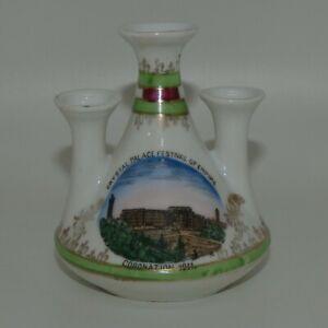 Crystal Palace Festival of Empire King George V Coronation 1911 souvenir ROYALTY