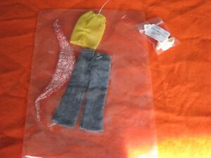 Vintage Original Skipper 1972 Fun Runners Outfit Shirt Scarf Pants Shoes Glasses