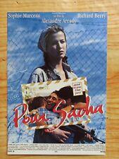 Carte postale Pour Sacha Sophie Marceau Richard Berry