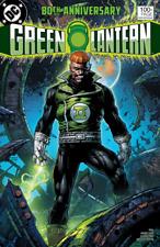 Green Lantern 80Th Anniv 100 Page Super Spect #1 1980S David Finch Variant Ed