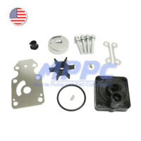 Water Pump Repair Kit Replacement for Yamaha Outboard 6AH-W0078-00-00 WZ Housing