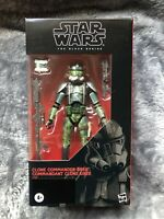 Star Wars Black Series Clone Commander Gree 6 Inch Figure New And Sealed