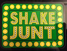 Shake Junt Sticker Wassup Haters  Skateboard Skate Grip Wax Bearings Baker Decal
