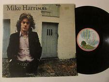 Mike Harrison Self Titled Spooky Tooth England London Island SMAS 9313 LP