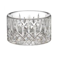Waterford Lismore Crystal Champagne Coaster, Torn box corner*