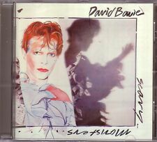 CD (NEU!) . DAVID BOWIE - Scary Monsters (dig.rem. Fashion Ashes to Ashes mkmbh
