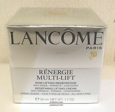 Lancome Renergie Multi - Lift 50ml - New - Creme Legere ( Light) - Sealed