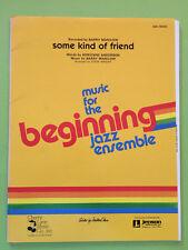 Some Kind Of Friend, Barry Manilow, arr. Steve Wright, Big Band Arrangement