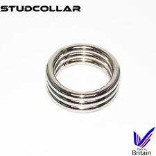 STUDCOLLAR-SUPERMAX3 - Metal Penis Erection/Enhancing Collars - 1 Per Order
