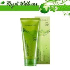 Detergenti e tonici per tutti i tipi di pelle in schiuma per la cura del viso e della pelle unisex