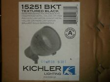 Kichler 15251 BKT Black Textured Lighting Spot Light 150W