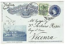 Uruguay PICTORIAL Postal Card-HG:52(HOSPITAL ITALIANO)-uprated Sc#153-COLONIA