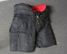 Used Ccm Hp Uclp Pro Stock Philadelphia Flyers Hockey Pants Size Large Bauer