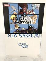 New Warriors Civil War Prelude Collects #1 2 3 4 5 6 Wells Marvel Comics TPB New