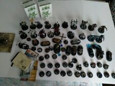 VERY Huge Lot of 140 plus  MECHWARRIOR  Figures  #112