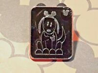Disney 2008  Hidden Mickey Dog With Mouse Ears Pin ~ Ships FREE