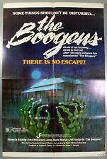 THE BOOGENS -REBECCA BALDING/FRED McCARREN- ORIGINAL USA ONE SHEET MOVIE POSTER