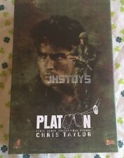 Hot Toys 1/6 Platoon Chris Taylor Charlie Sheen MMS135
