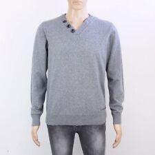 Cotton V Neck Medium Knit Jumpers & Cardigans for Men NEXT